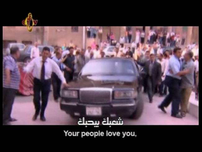 كليب شعبك بيحبك DvdRip من قناة Ctv